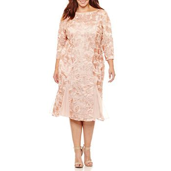 48ef92a915d Plus Size Mother Of The Bride Dresses for Women - JCPenney