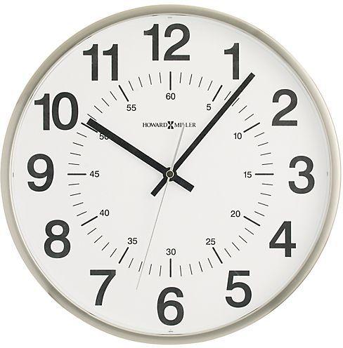 Design Within Reach Classic 24 Hour Clock Classic Clocks 24 Hour Clock Clock Design