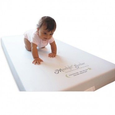 The Popular Moonlight Slumber Little Dreamer Crib Mattress Features Square And Cornered Edges And Mattress Stand Toddler Mattress Nursery Furniture Collections