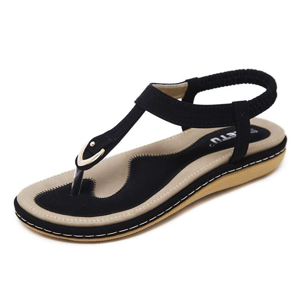 e9a3a1c9db4f Btrada Women s Casual Sandals Slip On Flip Flops Exquisite Flat Shoes     Hope you actually do enjoy the picture. (This is an affiliate link)   ...