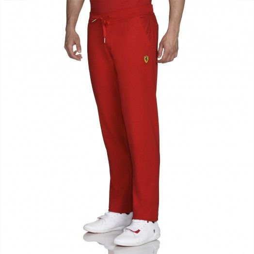d00930cc6f Men's Ferrari Shield Sports Pants - Trousers and Shorts - Menswear ...