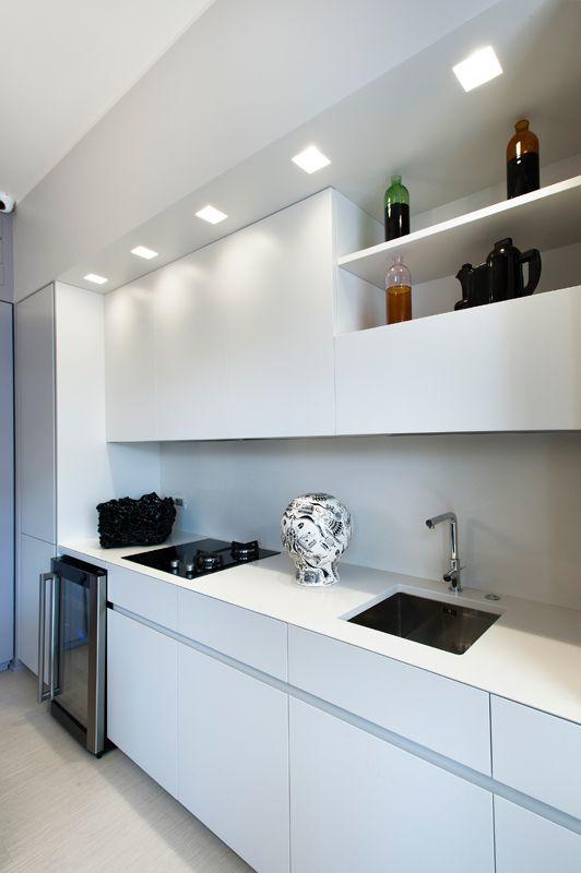 Cucina bianca kitchen pinterest cucina cucine e for Piccola fattoria moderna