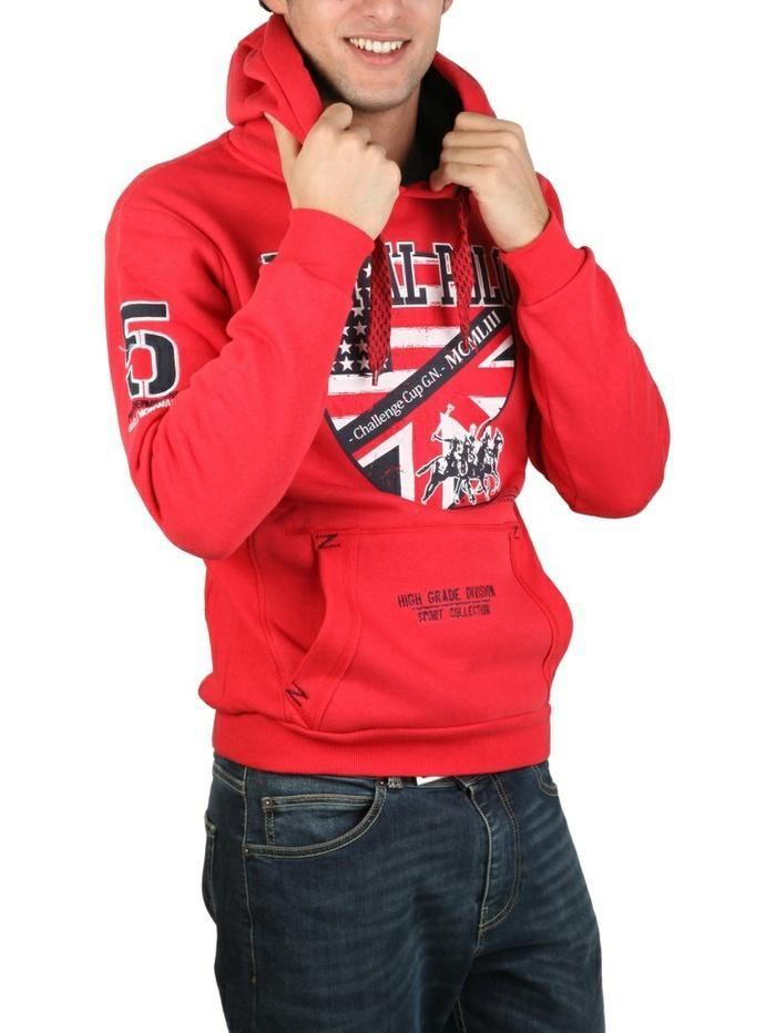 #stylové #oblečení #Pánské #mikiny #červená #akce