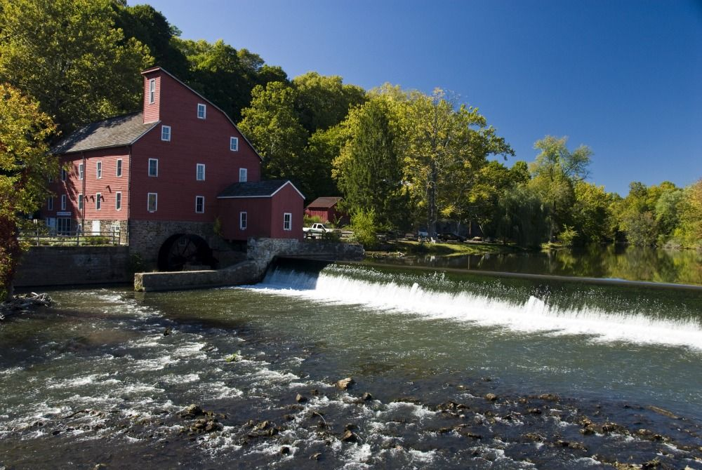 25 of the most beautiful old mills in america beautiful