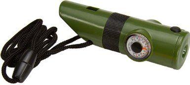 SE 7-in-1 Survival Whistle - Amazon.com