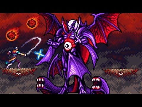 Castlevania Circle of the Moon All Bosses (No Damage
