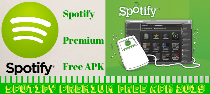 spotify cracked apk 2019