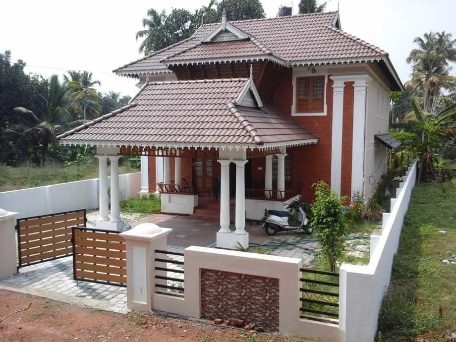 Home Decor Fabulous New Boundary Wall Design In Kerala