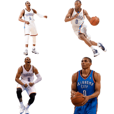 Russell Westbrook | STICKPNG - free transparent PNG images ...