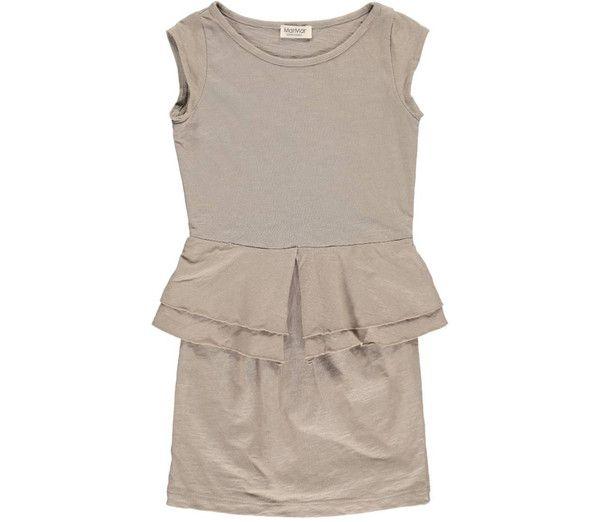 Daisy Peplum Dress by Mar Mar. Use the Modkid Lexi Pattern.