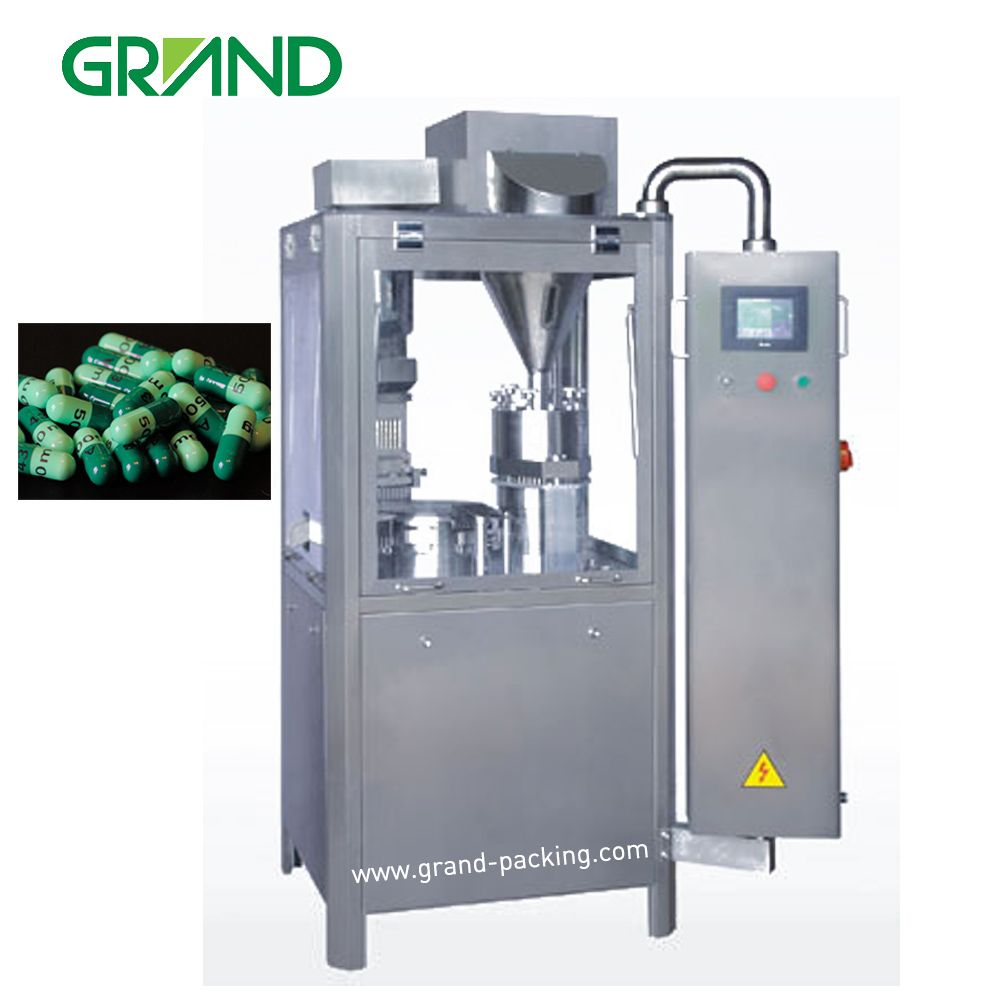 Njp 600 Full Automatic Powder Capsule Filling Machine Capsule