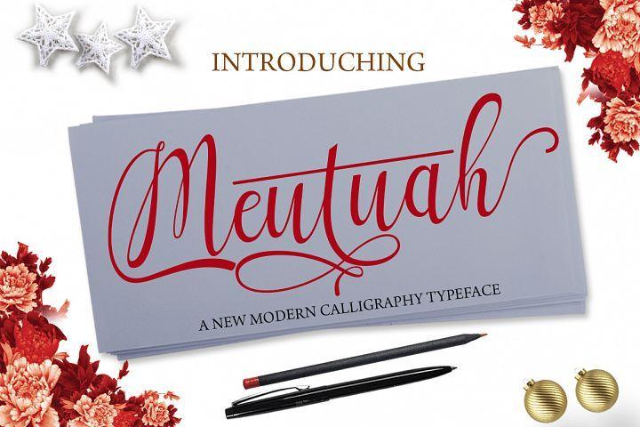 Download Meutuah | Best free fonts, Font packs, Script fonts