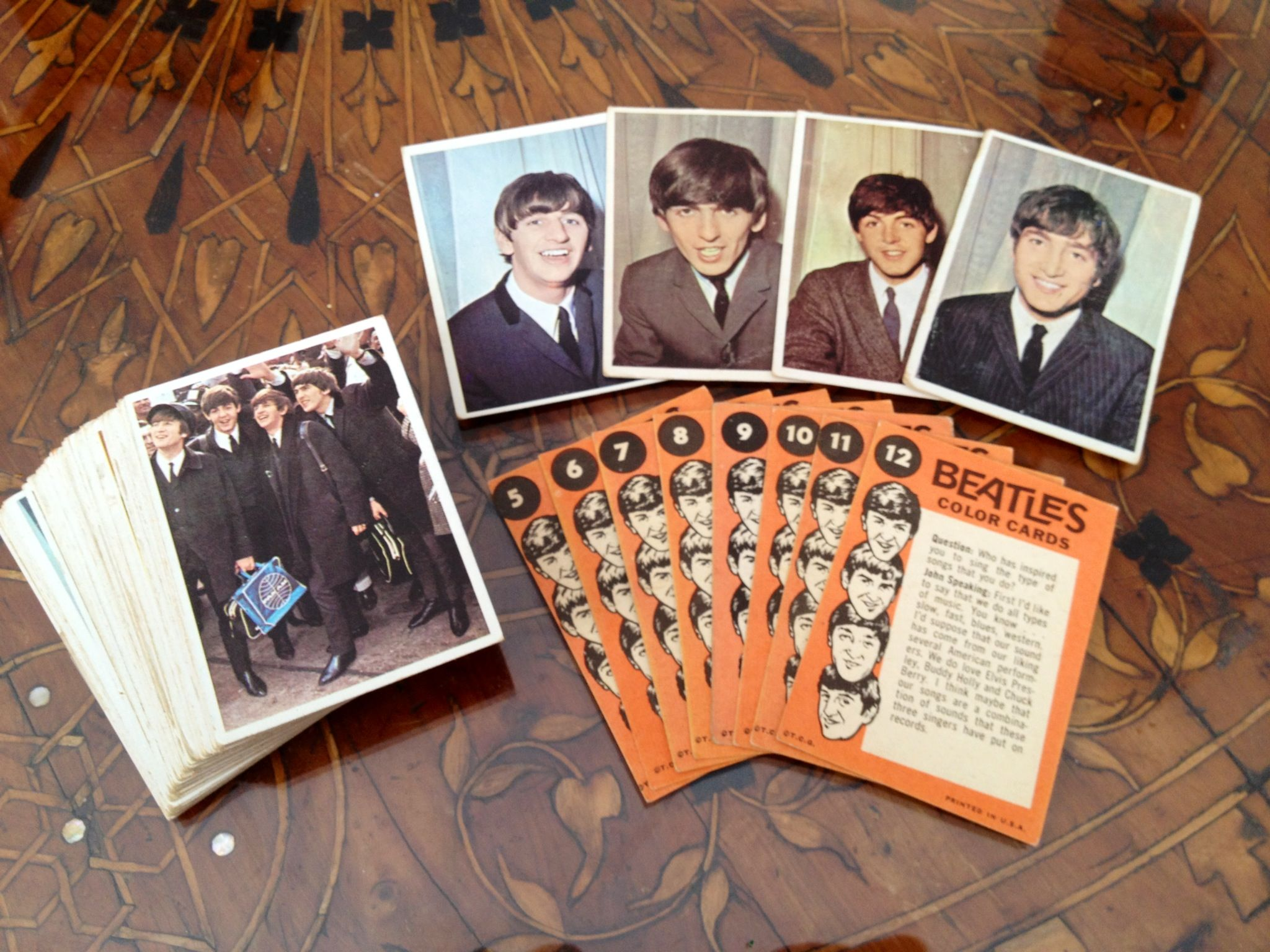 cd31cbbdb36 THE BEATLES TRADING CARDS. BOY DID I HAVE A LOT OF THESE. WISH I KNEW WHERE  THEY ALL WENT.