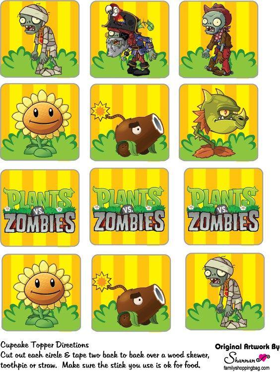 Las Mejores 68 Ideas De Plantas Vs Zombies Plantas Vs Zombies Plantas Vs Zombies Cumpleaños Plantas Contra Zombis