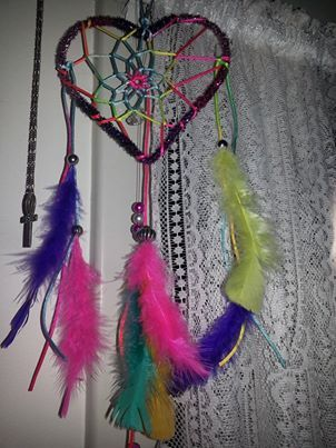 Dream Catchers Handmade By Me With Love 4040ea Includes Beauteous All About Dream Catchers