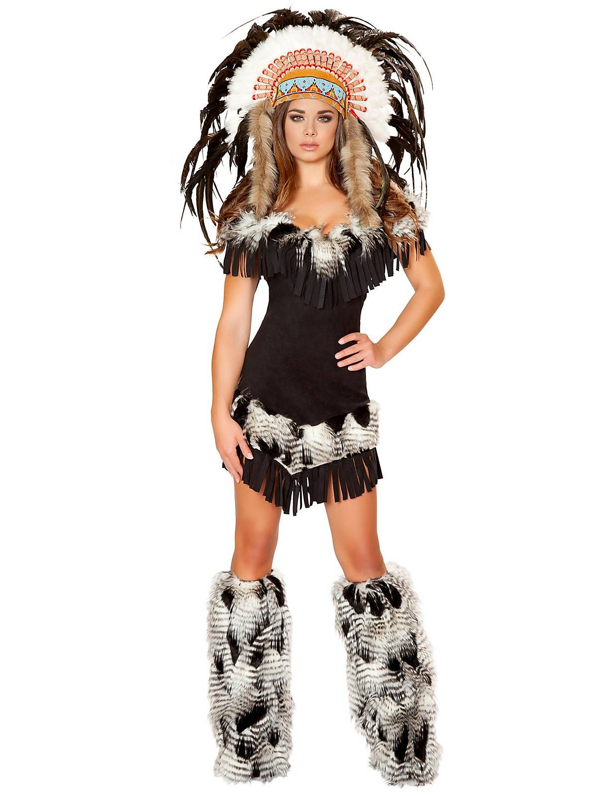 Women's Sexy Cherokee Princess Costume | Wholesale Indians Costumes for Adults