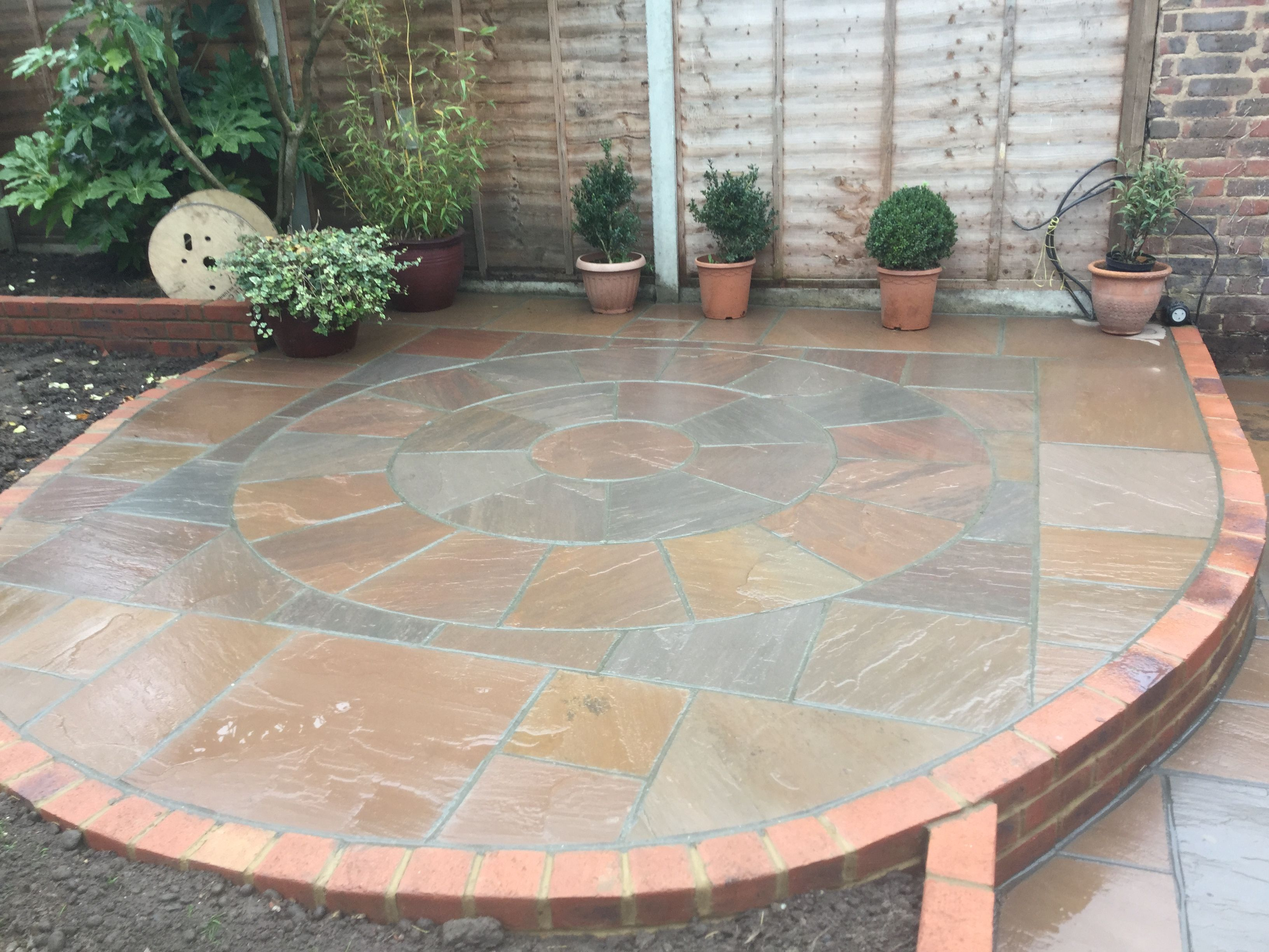 Indian sandstone block paving, driveways and Indian ...