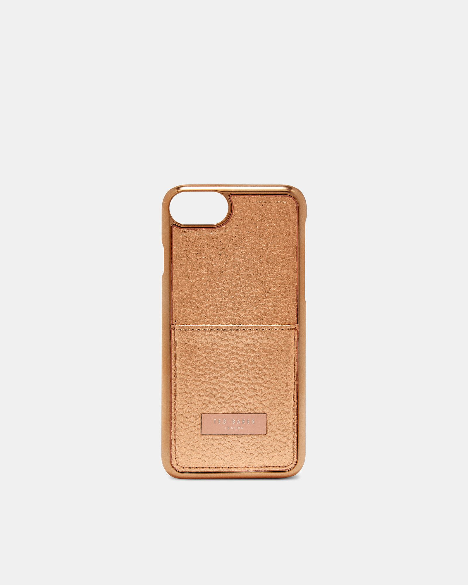 548d9a5e34ebc Ted Baker Cardholder iPhone 6/6s/7/8 case Rose Gold | Products ...