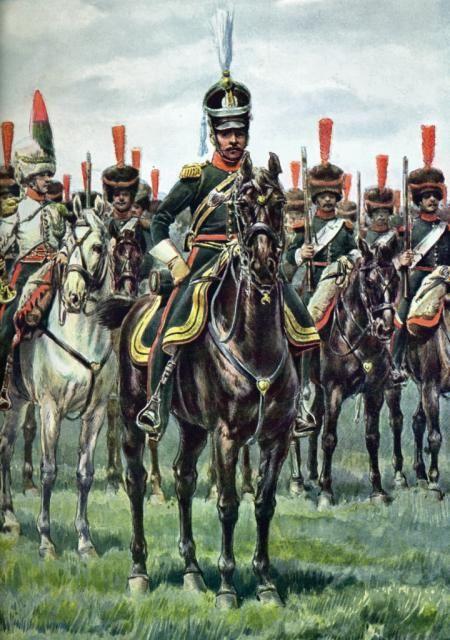 Cacciatori a cavallo del ducato di Varsavia
