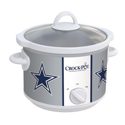 cheap dallas cowboys crock pot