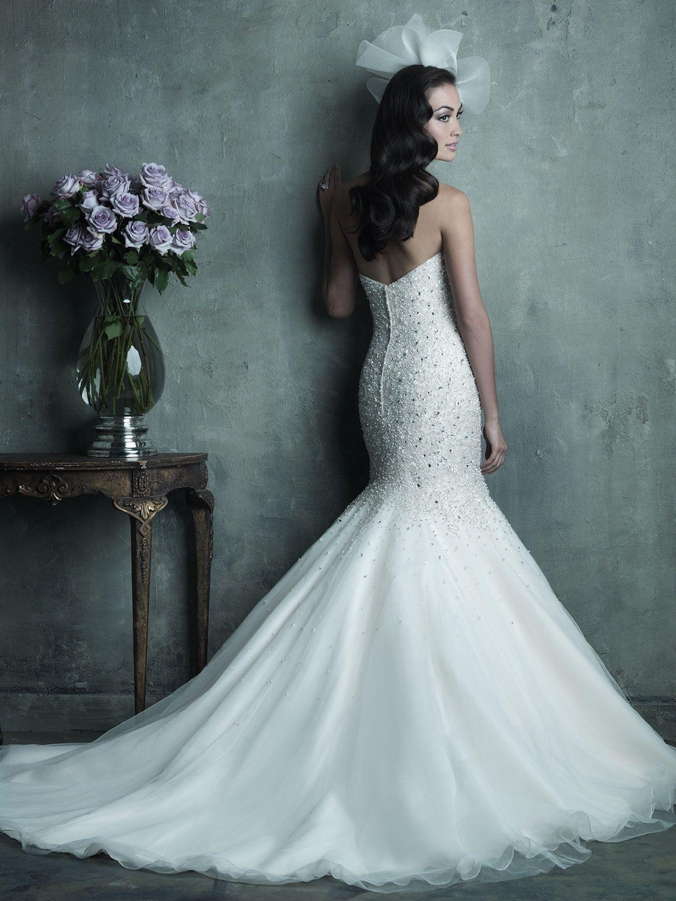 Allure Bridals: Style: C286   Wedding Dress   Pinterest   Allure ...