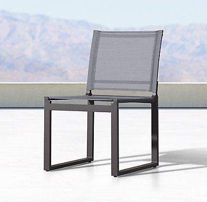 Aegean Aluminum Slate Outdoor Furniture Cg Rh