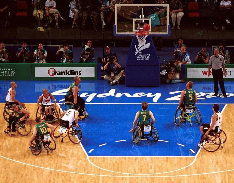 A brief description of Wheelchair Basketball to let you