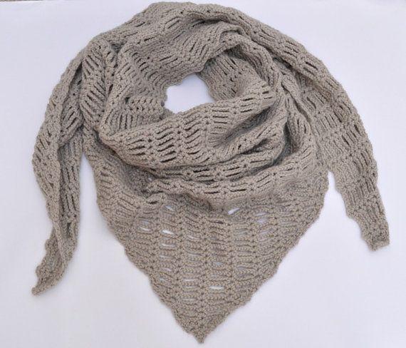 Crochet Pattern Cowl Crochet Pattern Scarf Pdf Pattern Instant