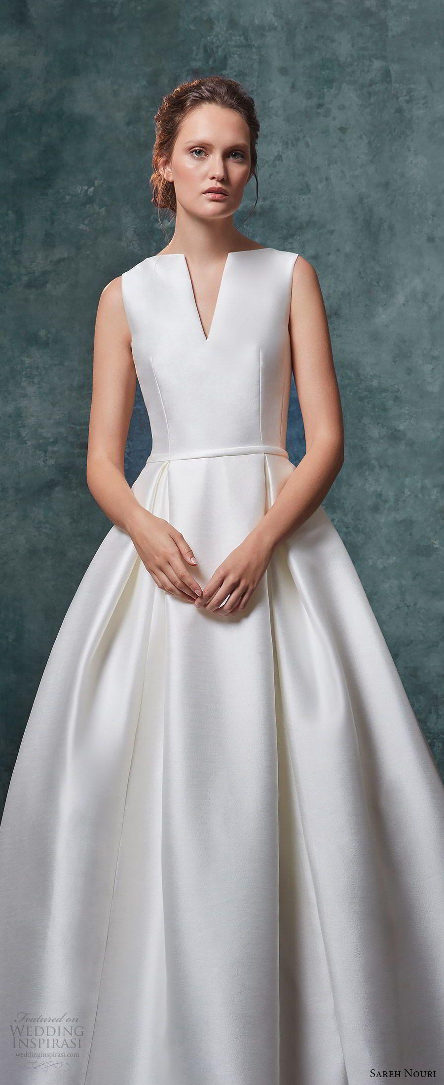 Sareh nouri fall wedding dresses u the uchollywoodud bridal