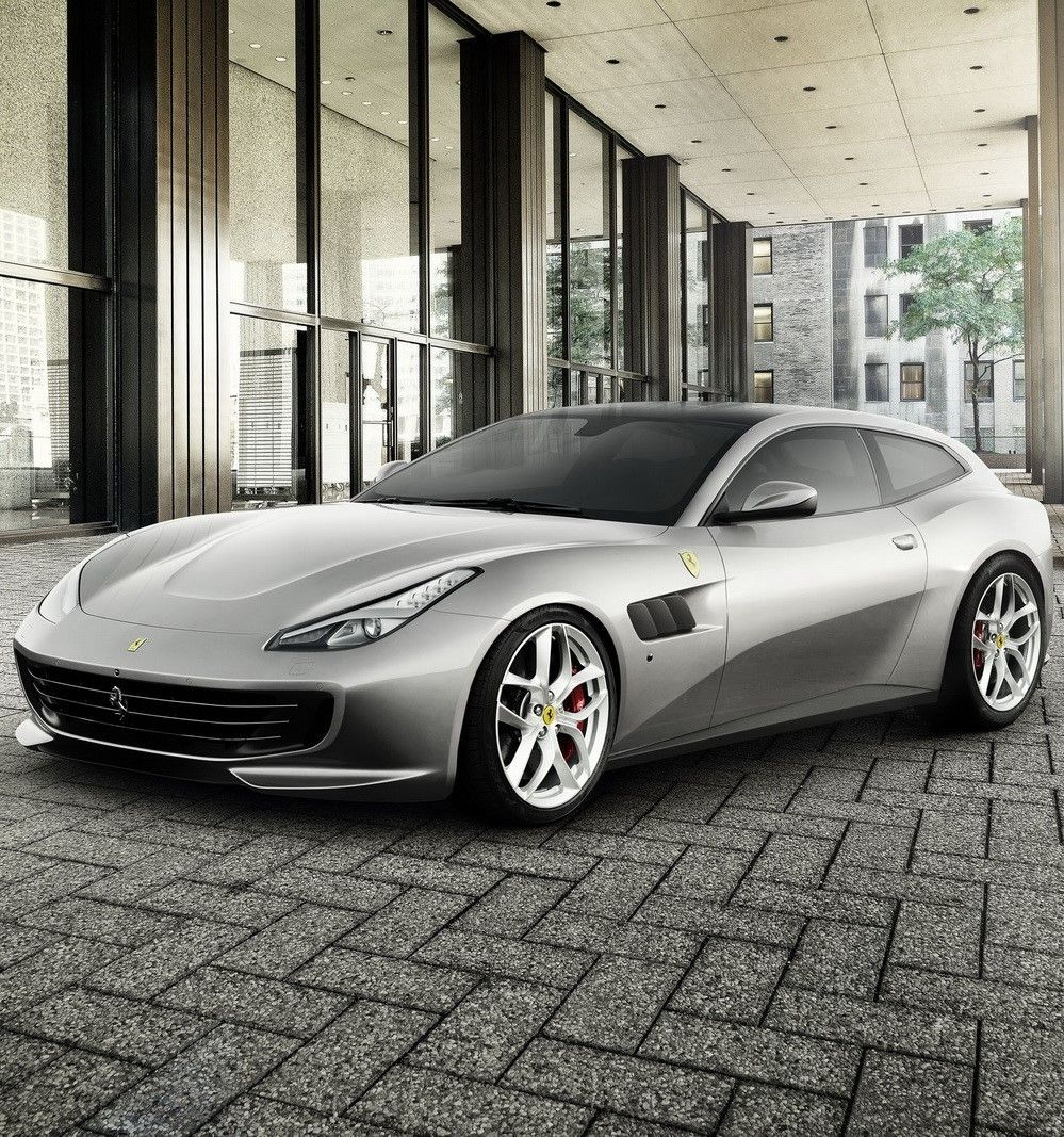 The New GTC4 Lusso T V8 Is Ferrari's Notion Of A Daily Driver