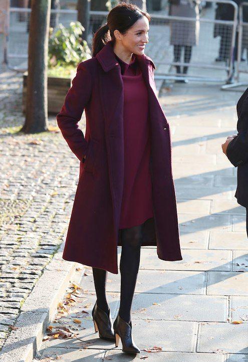 Photo of Meghan Markle se atreve con el vestido mini y reinventa su estilo premamá