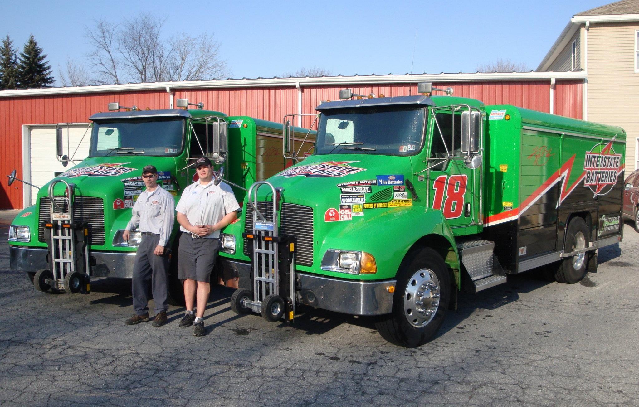 Interstate Battery Of Allentown Kenworth Trucks Vehicles