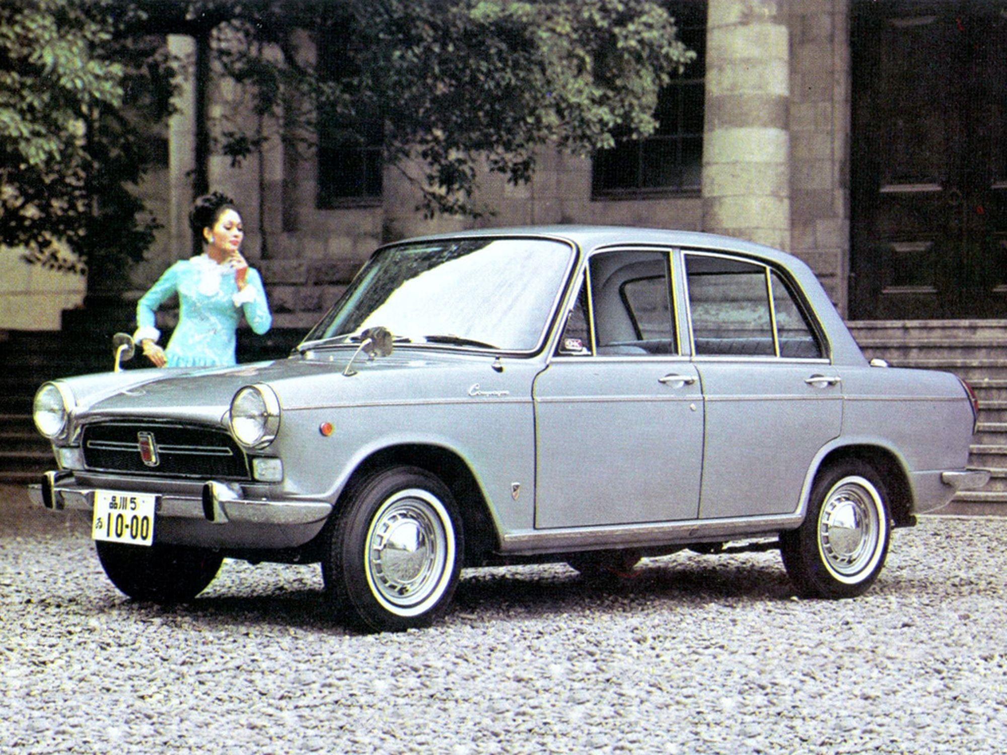 7 japanese classics styled in italy daihatsu and cars 7 japanese classics styled in italy vanachro Gallery