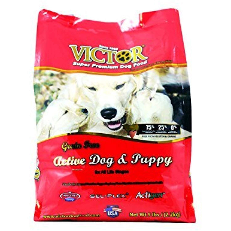 Victor Dog Food Puppy Feeding Chart 2021