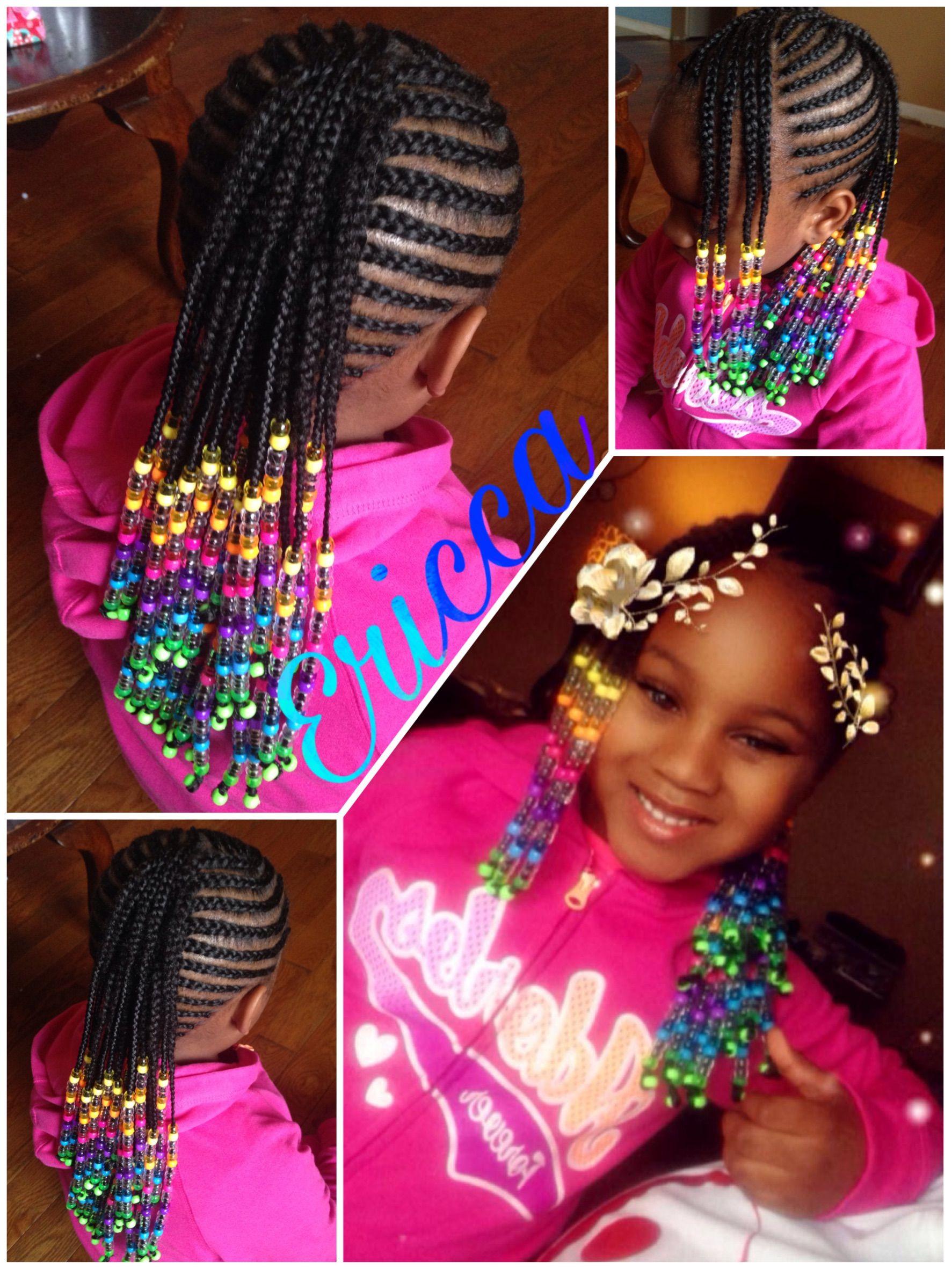 Kids Braided Hairstyles Braids