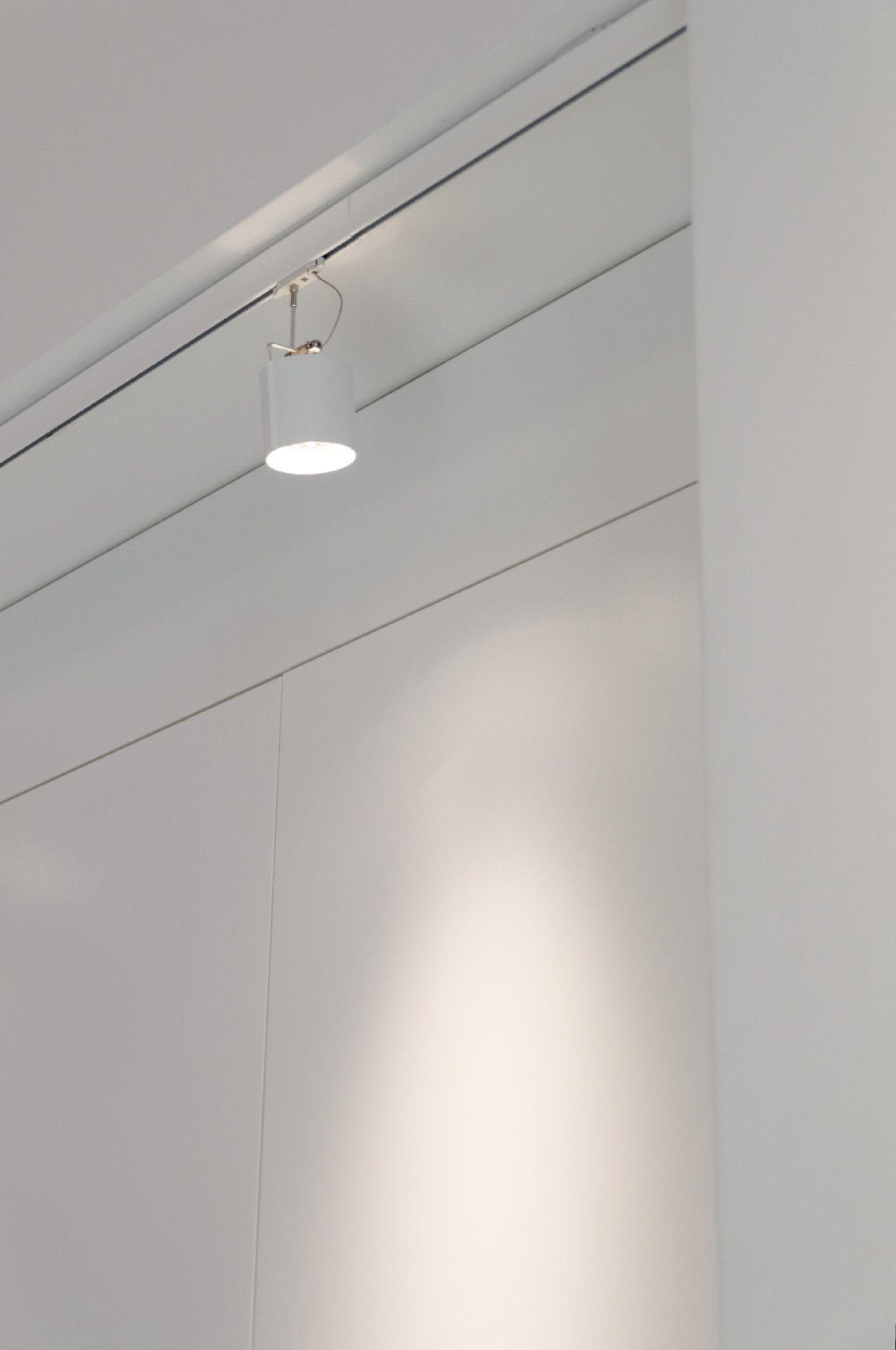 Buschfeld Lightlight Track Lightlight Ceiling Luminaire Spot 5 Tube Beleuchtung Decke Licht Beleuchtung