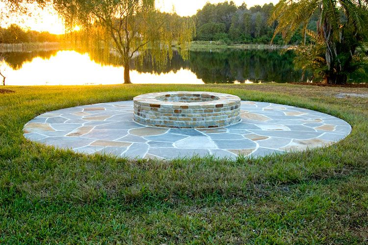 Enjoy Your Yard All Year Round With A Stonegate Fire Pit