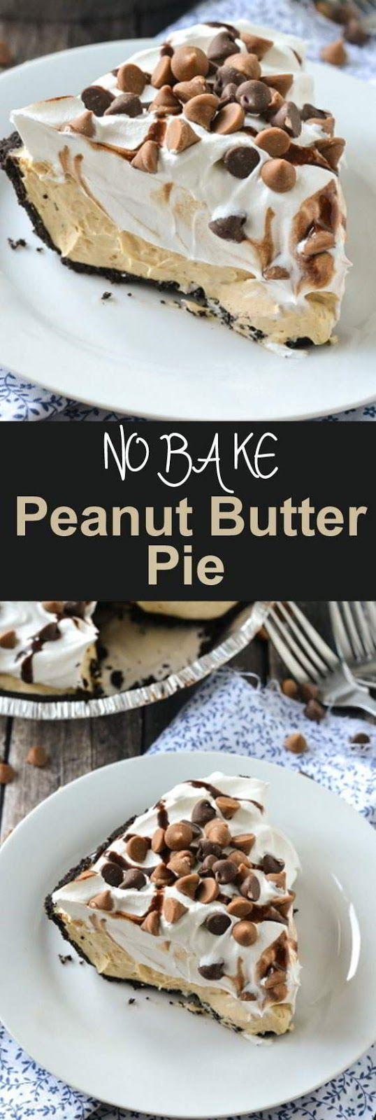 No-Bake Erdnussbutterkuchen    - Sweets - #Erdnussbutterkuchen #NoBake #Sweets #peanutbuttersquares