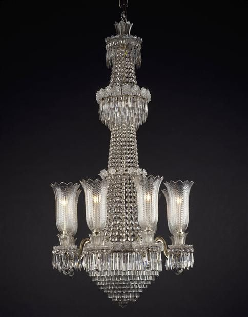 An eight light regency chandelier england circa 1820 london an eight light regency chandelier england circa 1820 london mallett antiques aloadofball Images
