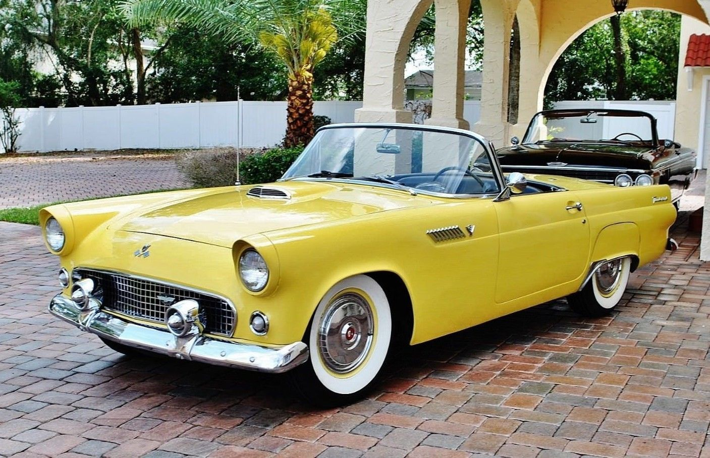 1955 Ford Thunderbird Convertible – Exceptional Condition