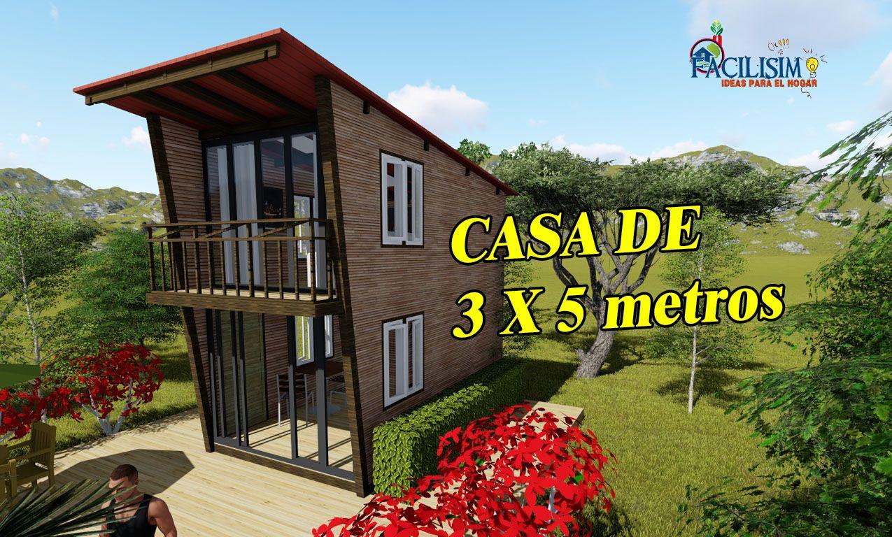Casas De Diseno Baratas