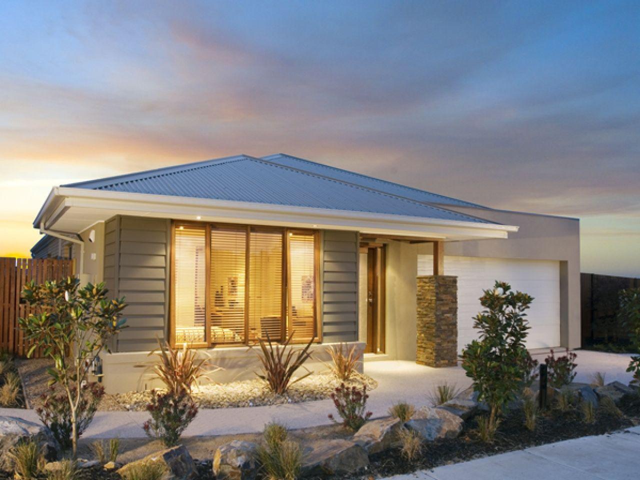 modern single storey house plans beautiful design story designs one - 1 Story House Design