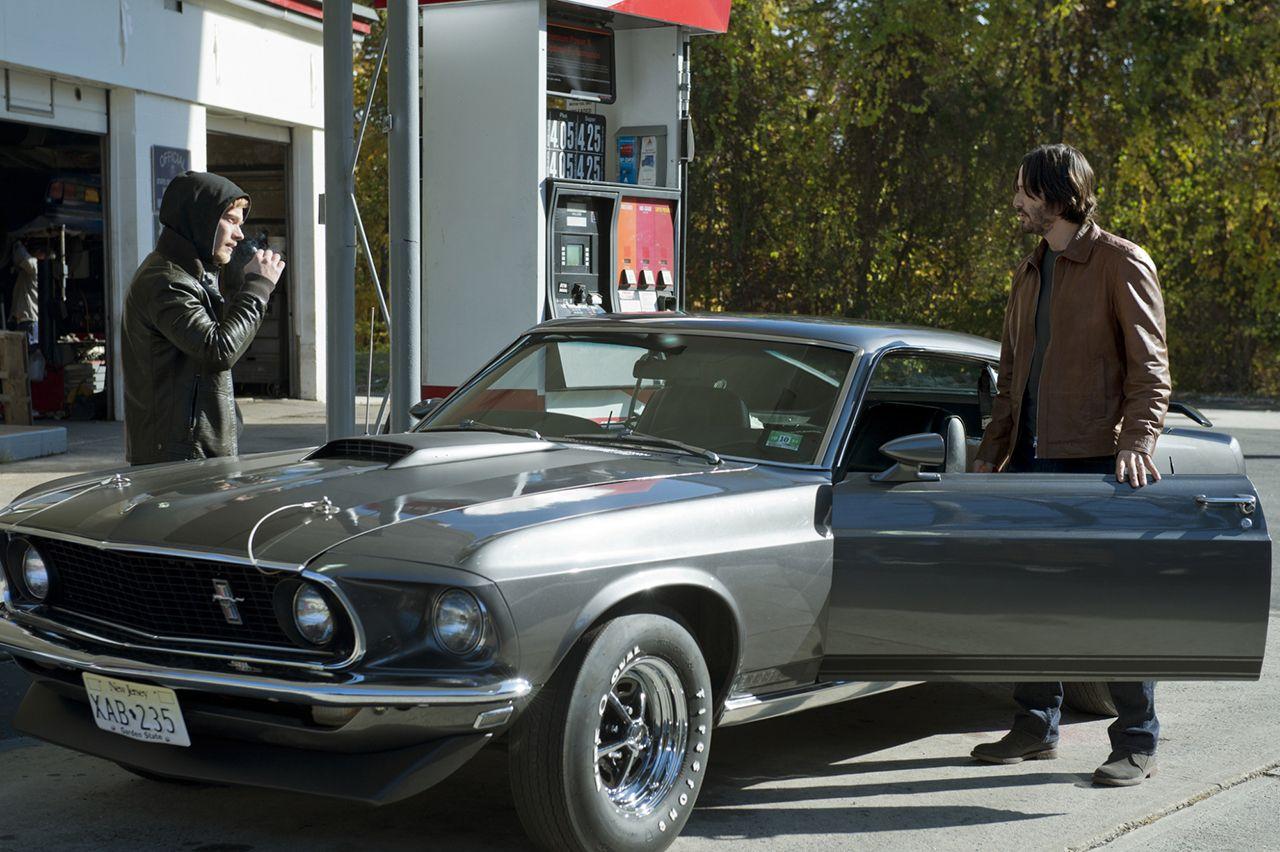 1969 Ford Mach 1 Mustang John Wick John Wick Car John Wick