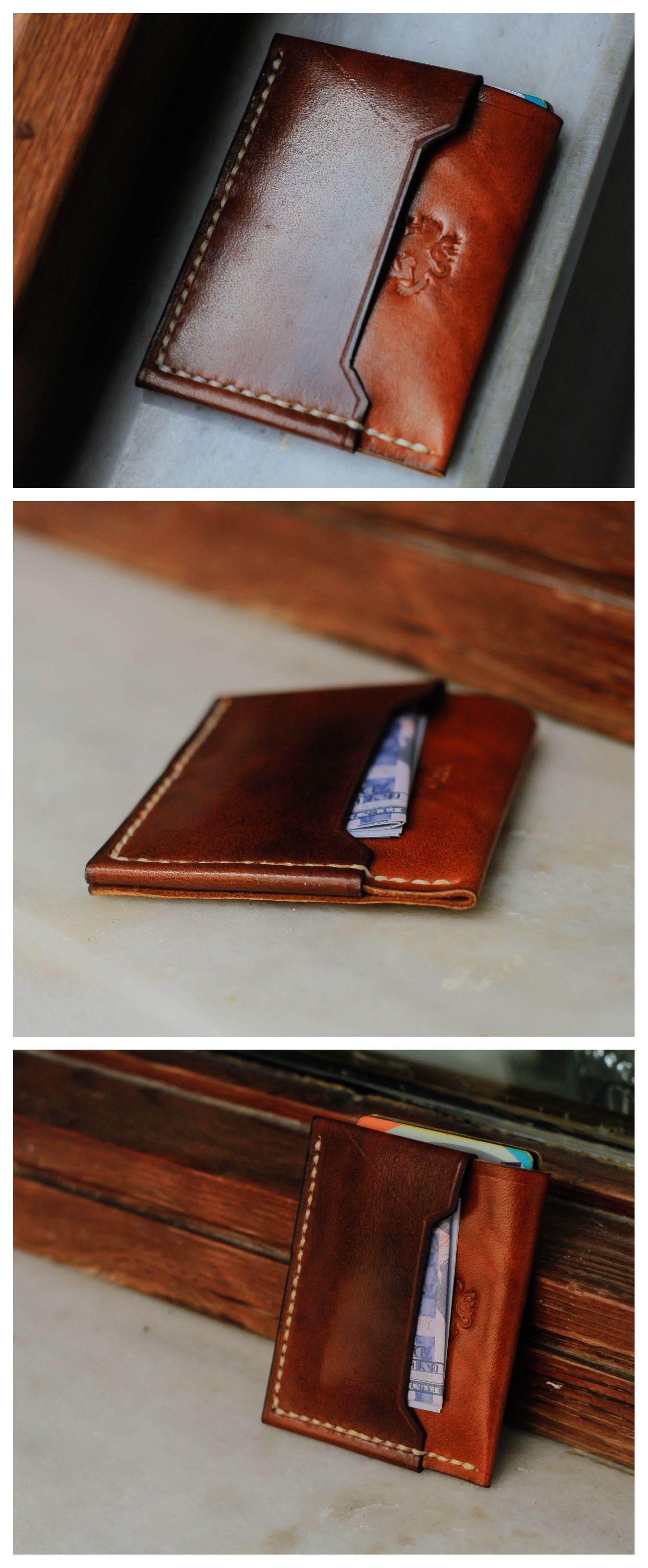 Business Card Case Mens Wallet Slim Leather Card Holder Etsy Mens Leather Wallet Slim Slim Wallet Men Wallet Men