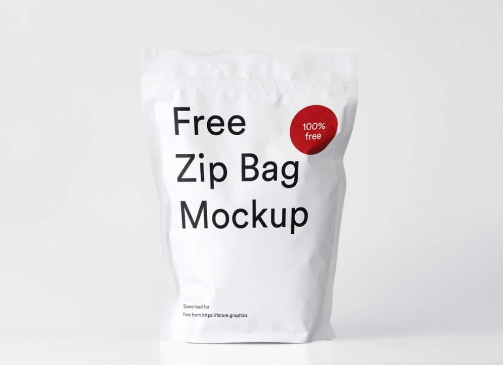 Download Pin By Tete Aller On Mockup Bag Mockup Pouch Packaging Zipped Bag