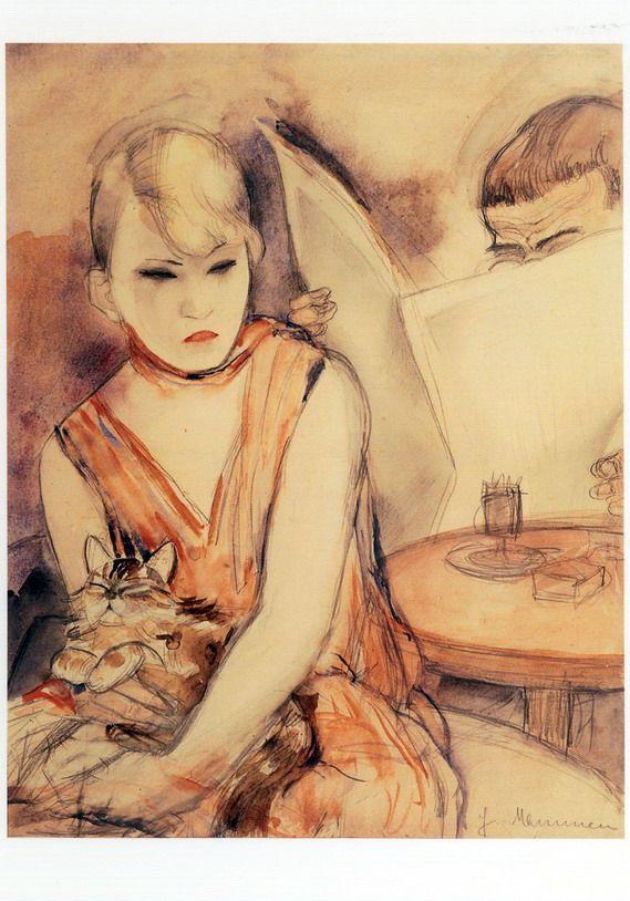 Jeanne Mammen 1890 1976 Blog Of An Art Admirer Artist Art Figure Painting
