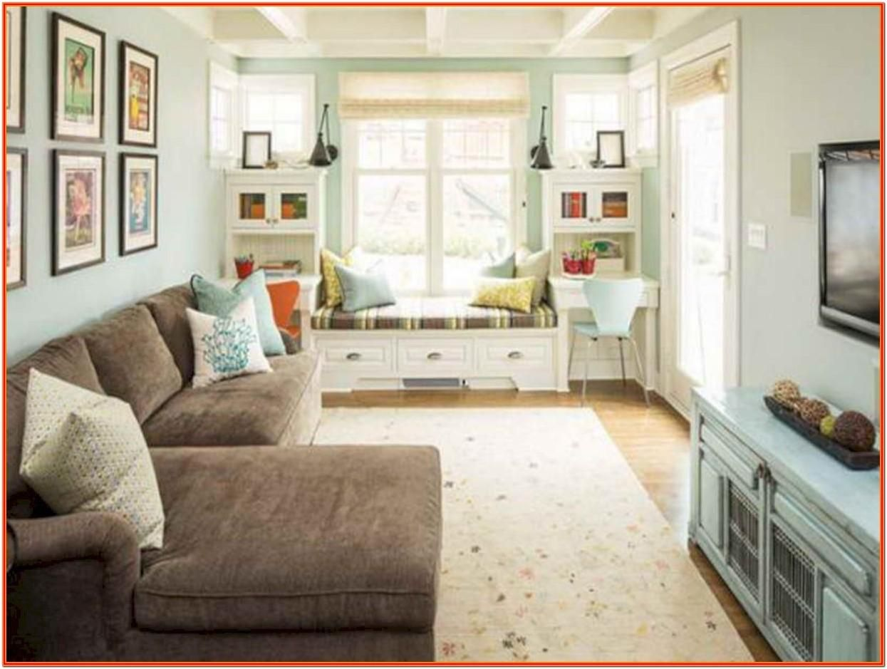 Creative Living Room Furniture Ideas Interior Rumah Mebel