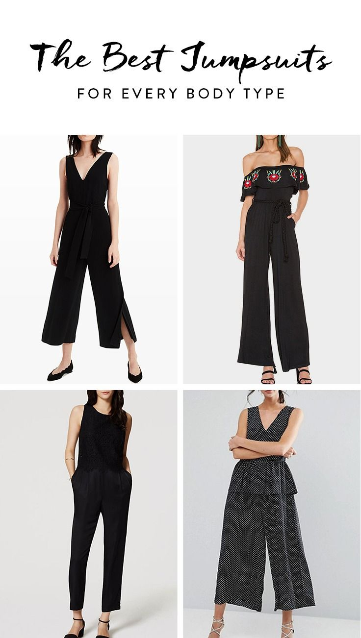 1e0bef8ed0f6 The Best Jumpsuits for Every Body Type