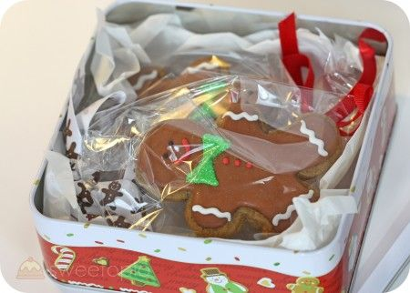 How To Pack Mail Christmas Cookies So They Won T Break In Transit