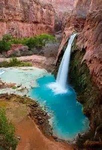Havasu Falls,Arizona